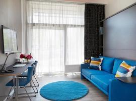 Living Suites, Nærum