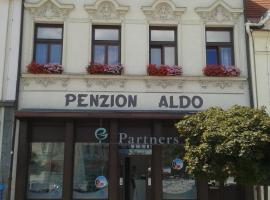 Penzion Aldo, Karviná