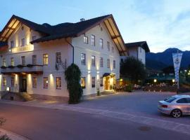 Gasthof-Hotel Dannerwirt, Флинтсбах