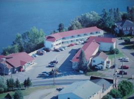 Hilltop Motel & Restaurant, Grand Falls