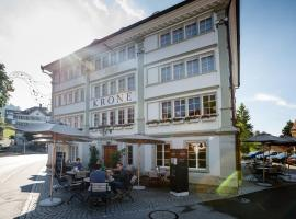 Gasthaus Krone Speicher Boutique-Hotel, Σπάιχερ