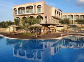 Elegance Luxury Executive Suites, Tragaki