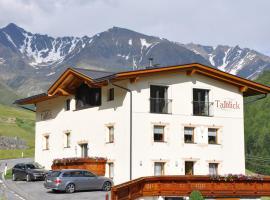 Haus Talblick, Curon Venosta