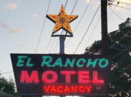 El Rancho Motel, Bishop