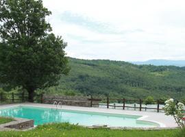 Casa Vacanze Fattoria il Cerro, Pianelleto