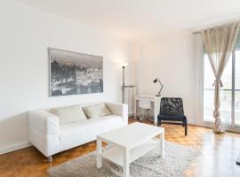Two-Bedroom Apartment Boulevard Soult, París