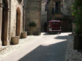 Casa Matilda, Castel di Tora