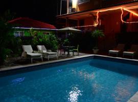 Coconut Lodge, Panama-Stad