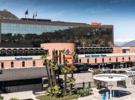 Hotel Coronado, Mendrisio