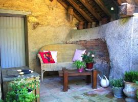 Belle maison de campagne d'été, Renay