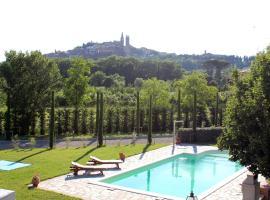 Villa Castiglioni, Castiglion Fiorentino