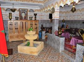 Diyafat Bladi, Uchda (Oujda)
