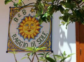Raggio di Sole Bed & Breakfast, Macari