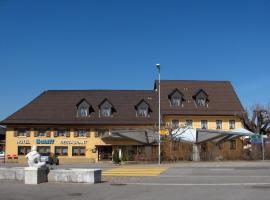 Hotel Restaurant Schiff, Möhlin