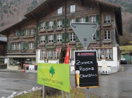 Gasthof zur Linde, Gundlischwand