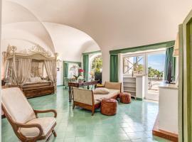 Villa Calypso, Капри