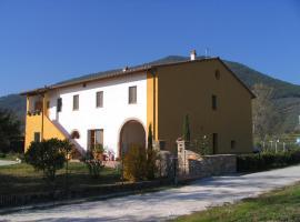 Villa Fiona, Vicopisano