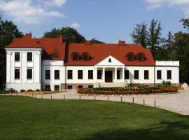 Dwór Stary Chotów, Kalisz