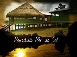 Pousada Por Do Sol da Amazonia, Careiro