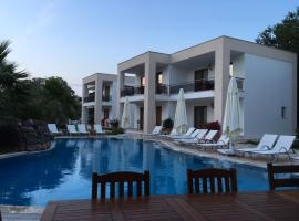 Aybey Apart Hotel, Golturkbuku