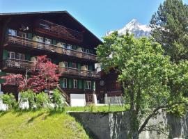 Hotel Tschuggen, Grindelwald