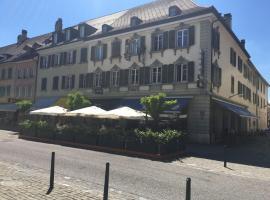 Hotel Le Tonnelier, Bulle