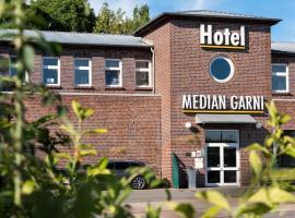 Median Hotel Garni, Wernigerode