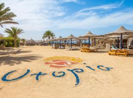 Utopia Beach Club, Quseir