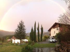 Suites Rurales Ellauri Baserria, Zeanuri