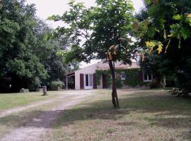 La Maison des Brandes, Dompierre-sur-Mer