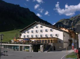 Après Post Hotel, Stuben am Arlberg