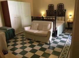 Corte Arrubia, Monastir