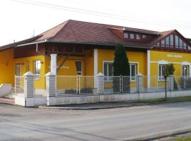 Hotel Saldona, Tápiószele