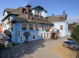 AGH Hotel, Rožnov pod Radhoštěm