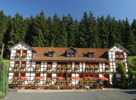 Pension Landhaus Machold, Friedrichroda