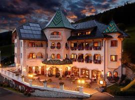 Hotel Ansitz Jakoberhof, Ortisei