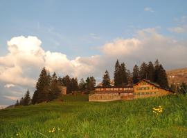Berghotel Sellamatt, Alt Sankt Johann