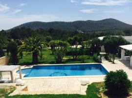 Casa Can Lluqui, Ibiza stad
