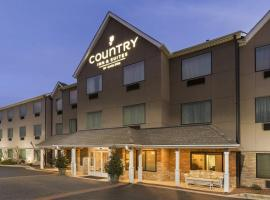 Country Inn & Suites by Carlson, Asheville Biltmore Square, Ешвіль