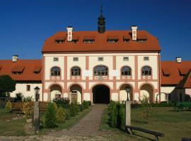 Hotel Bykov, Hromnice