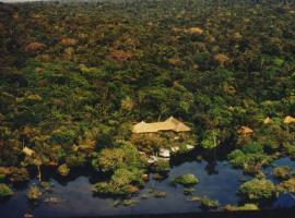 Amazon Village Jungle Lodge, Rio Preto Da Eva