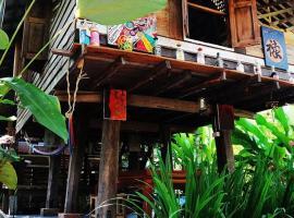 ストーンフリー ハウス, San Pa Tong