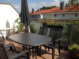 Studio With private Roof Terrace, Höhenkirchen-Siegertsbrunn