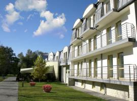 Hotel Termy Pałacowe-Nałęczowianka, Nałęczów