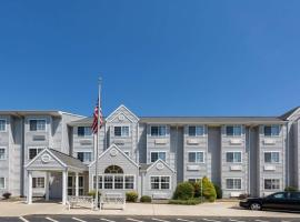 Microtel Inn & Suites by Wyndham Hillsborough, Hillsborough