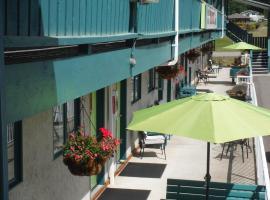 Robber's Roost Motel, New Hazelton