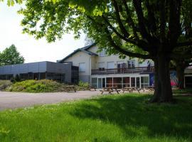 Auberge de Jeunesse de Mulhouse, Mulhouse