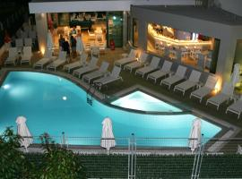 Hotel Agrelli, Kardámaina