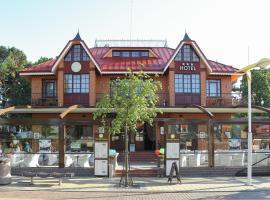 Senoji Hansa Hotel, Palanga