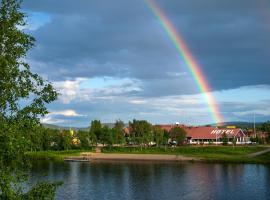 Hotelli Kultahippu, Ivalo